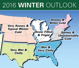 2016 Winter Outlook