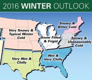 2016 Winter Outlook